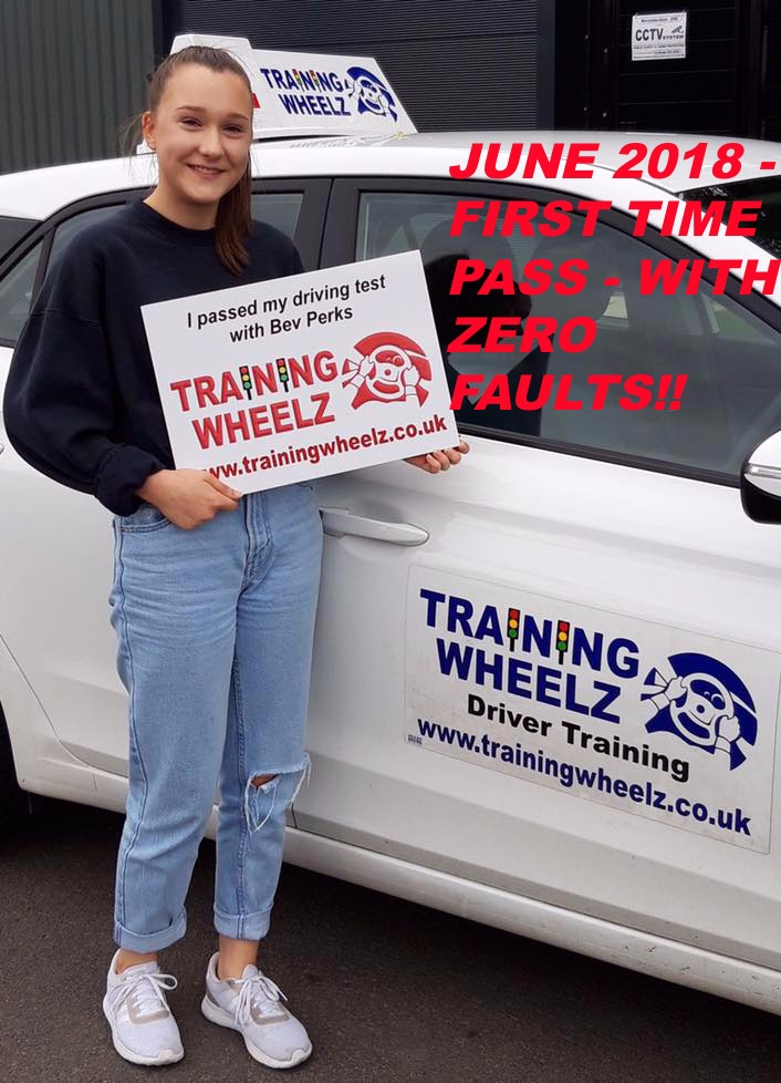 Driving Test Zero Faults